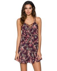 Sunsets Swimwear - Riviera Dress Cover-up 952rovi - Lyst