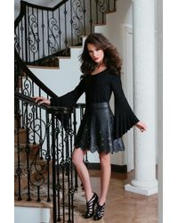 Union Of Angels - Ember Skirt - Lyst