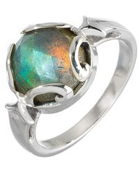 Heather Hawkins - Persephone Ring In Labradorite - Lyst