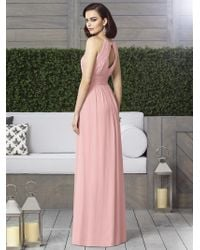 Dessy Collection | Dress In Rose | Lyst