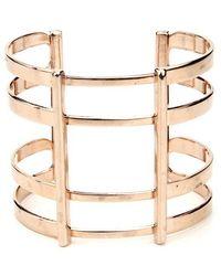 Ben-Amun - Golden Cage Cuff - Lyst