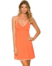 Sunsets Swimwear - Summer Crush Dress Cover Up Skme - Lyst