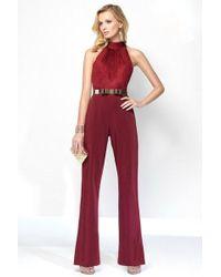Alyce Paris - Claudine -jumpsuit 2576 - Lyst