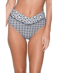Sunsets Swimwear - Summer Lovin V-front Bottom 31bcasa - Lyst