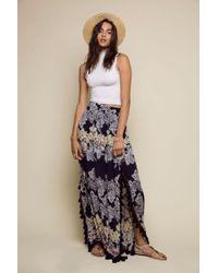 Raga - Vanessa Maxi Skirt - Lyst