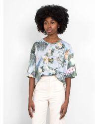 Anntian - Shorty T-shirt - Lyst