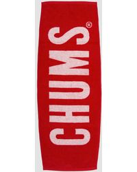 Chums - Logo Bath Towel - Lyst