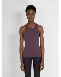 Outdoor Voices - Striped Studio Tank - Lyst