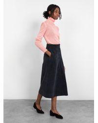 A Detacher - Stuart Tailored Skirt - Lyst