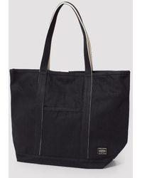 Porter - Orgabits Denim Tote Bag (m) - Lyst