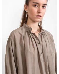 a35698ddd37915 Black Crane Square Shirt in Green - Lyst