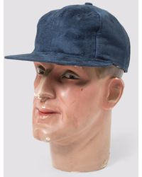 Ebbets Field Flannels - Suede 6 Panel Cap - Lyst