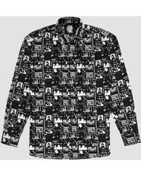 Brain Dead - Effects Shirt - Lyst