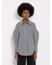 Rejina Pyo - Tate 3-d Sleeve Shirt - Lyst