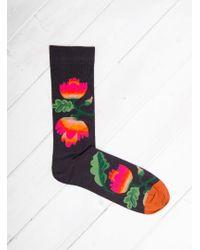 Bonne Maison - Flower Socks - Lyst