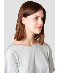 Titlee - Long Beach Necklace - Lyst