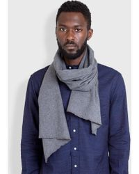 Engineered Garments - Long Scarf Cotton Flannel - Lyst