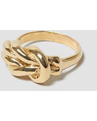 Odette New York - Lovers Knot Ring - Lyst