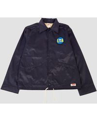 Tsptr - Snoopy La Coach Jacket Navy - Lyst