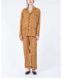 Creatures of Comfort - Pajama Set Star - Lyst