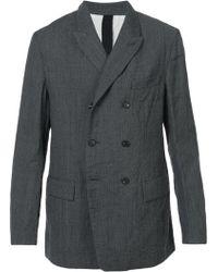 Forme D'expression - Mono New Wool Ramie Blazer - Lyst