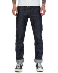 A.P.C. - New Standard Indigo Red Selvage 14.5oz - Lyst