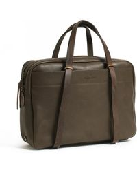 Bleu De Chauffe - Business Bag Report 2 Smog - Lyst