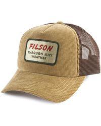 Filson - Alcan Cord Mesh Cap Chamois - Lyst