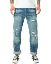 Levi's - 1947 501 Jeans Tear Up - Lyst