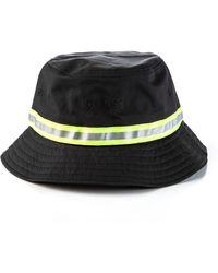 12cc775e4da Huf X Thrasher Baseball Cap Nylon Reflective Logo in Green for Men ...