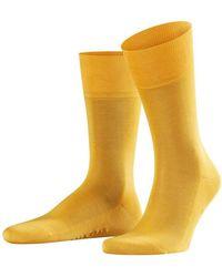 Falke - Tiago Socks Mustard - Lyst