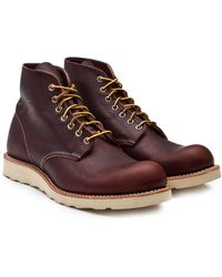 """Red Wing - 8196d 6"""" Round Toe Briar - Lyst"""