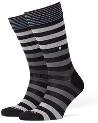 Burlington - Blackpool Socks Black - Lyst