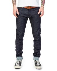 Edwin - Ed-85 Cs Red Listed Selvedge Blue Rinsed - Lyst
