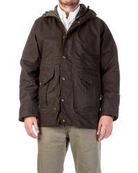 Filson - All-season Rain Coat Orca Grey - Lyst