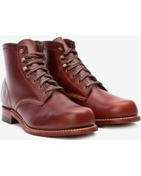 Wolverine - The Original 1000 Mile Boot Rust - Lyst