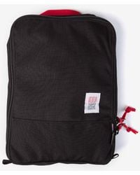 Topo Designs - Pack Bag Black - Lyst