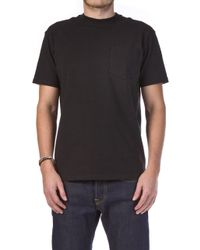 Filson - Outfitter Solid One Pocket Shirt Faded Black - Lyst