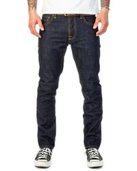 Nudie Jeans - Grim Tim Dry Ring 13.5oz - Lyst