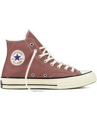 Converse - All Star Chuck 70 Hi Saddle - Lyst