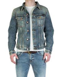 Nudie Jeans - Nudie Jeans Billy Shimmering Indigo Denim - Lyst