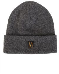 14ed3debf52 Lyst - Nudie Jeans Salomonsson Beanie in Gray for Men