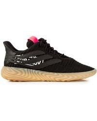 adidas Originals - Sobakov Black/pink - Lyst