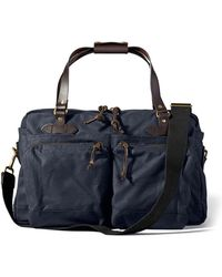 Filson - 48-hour Duffle Bag Navy - Lyst