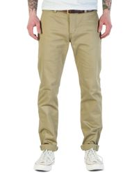 Edwin - Classic Regular Chino Selvage Beige - Lyst