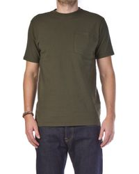 Filson - Outfitter Solid One Pocket Shirt Otter Green - Lyst