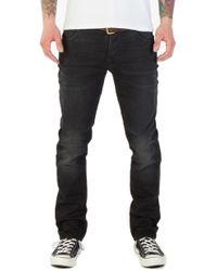 Nudie Jeans - Nudie Jeans Dude Dan Black Rider - Lyst