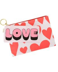 Ban.do - Carryall Duo, Extreme Supercute Hearts + Love - Lyst