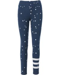 Sundry - Stars Yoga Pant With Stripes - Lyst