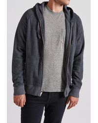 Current/Elliott - Vintage Fleece Hoodie - Lyst